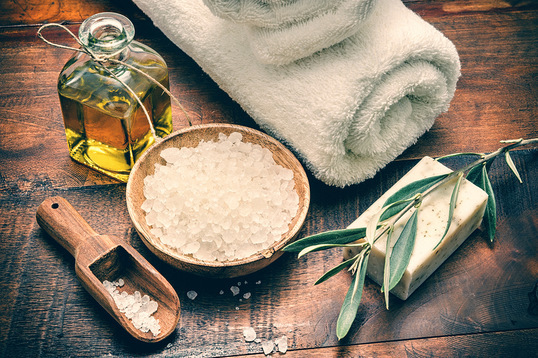 bigstock-Spa-Setting-With-Natural-Olive-54493916